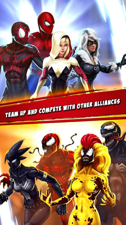 MARVEL Spider-Man Unlimited screenshot-4