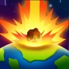 Meteore greifen an
