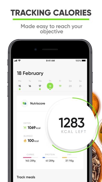 Nutrition Coach - Food tracker