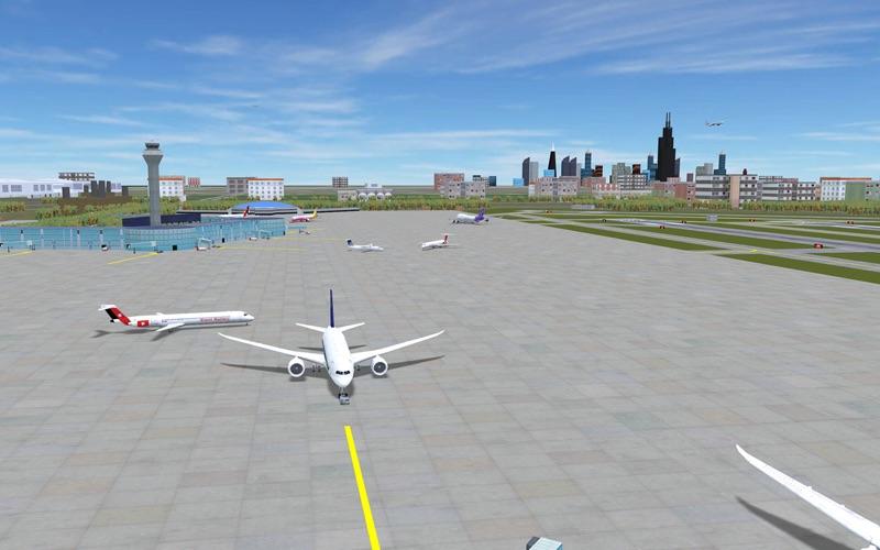 Airport Madness 3D - Volume 2 скриншот программы 5