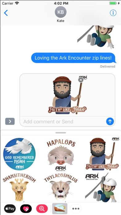Ark Encounter StickersScreenshot of 2