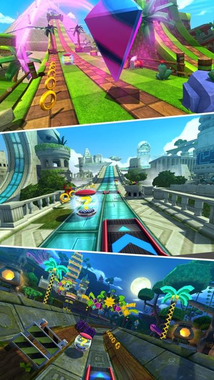 Sonic Forces screenshot-3