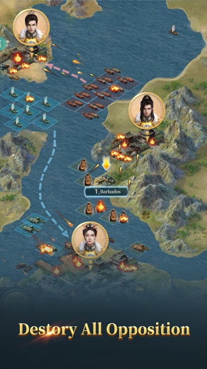 Be The King: Judge Destiny screenshot-3