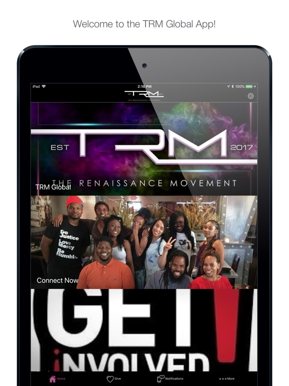 Image of TRM Global for iPad