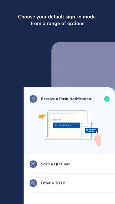 Zoho OneAuth - Authenticatorのおすすめ画像3