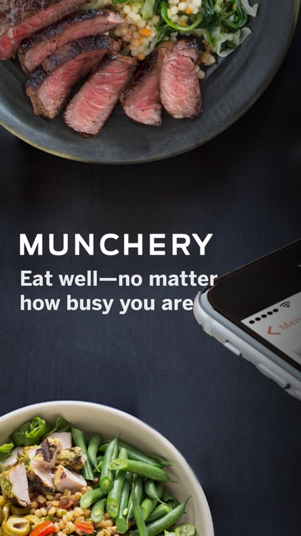 Munchery - Fresh Food Delivery
