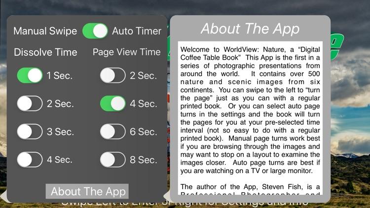 WorldView: Nature screenshot-4