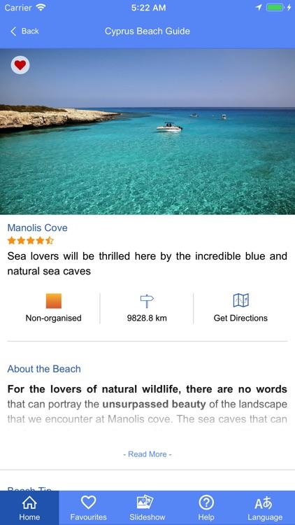 Cyprus Beaches LITE screenshot-3