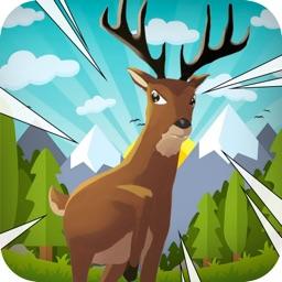 非常普通的沙雕鹿-模拟鹿