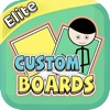Custom Boards Elite - iPadアプリ