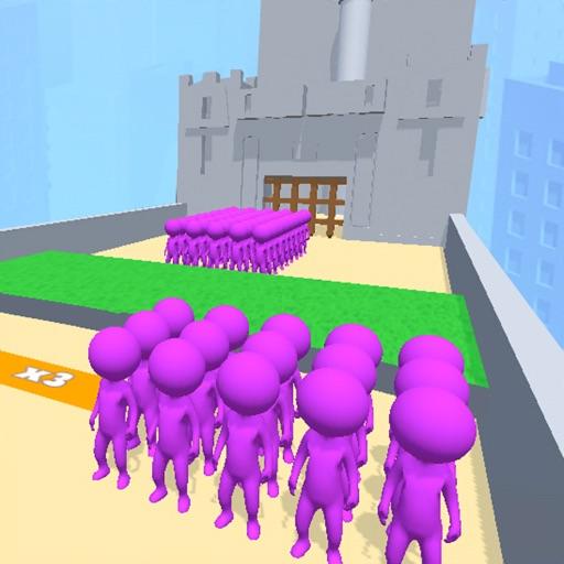 Castle Runner 3D - Lucky Count