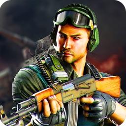 Secret Agent Commando Mission