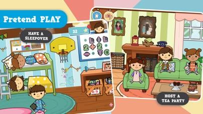 Lila's World:Create Play Learn screenshot 1