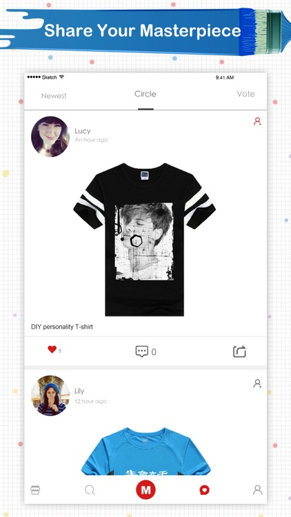 Super T-Shirt Designer screenshot-3