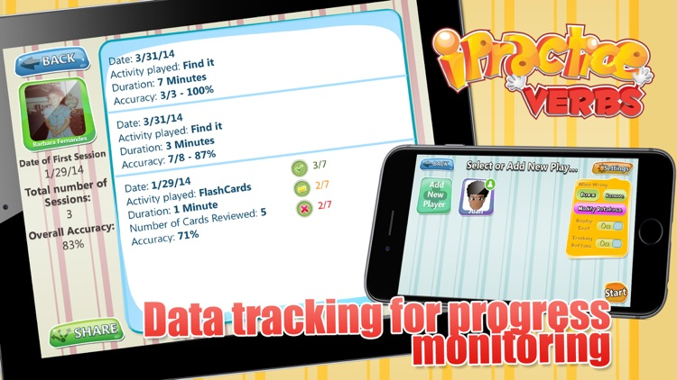 iPractice Verbs screenshot-6