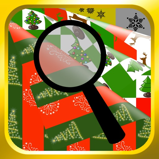 Gift Wrap Difference - Spot It iOS App