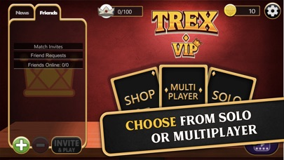 Trex VIP screenshot #3