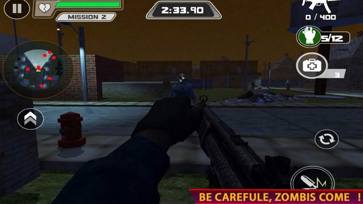 Zombie Kill: Night City War