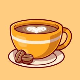 Coffee Puns Coffe Emojis