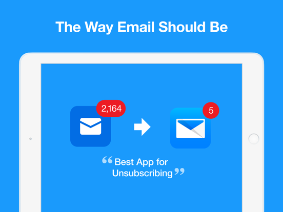 Email - mail for Gmail Yahoo iCloud & Hotmail screenshot