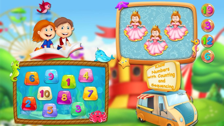 Learn 123 Numbers For Kids screenshot-5
