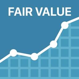Fair Value of trading stocks