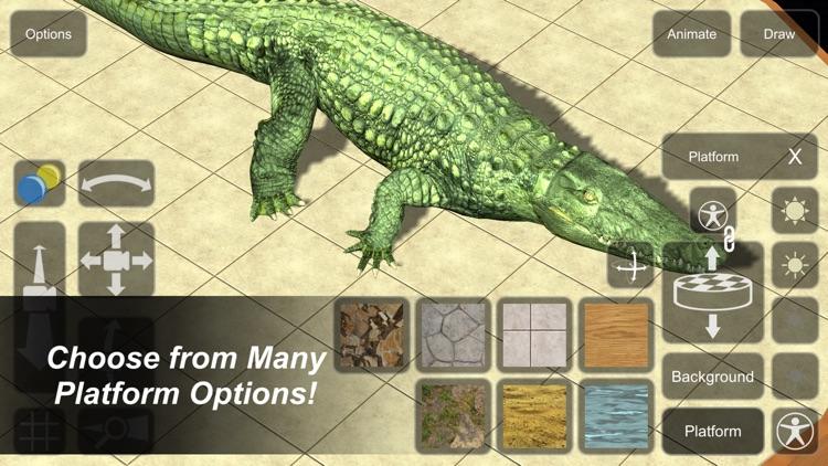 Crocodile Mannequin screenshot-5