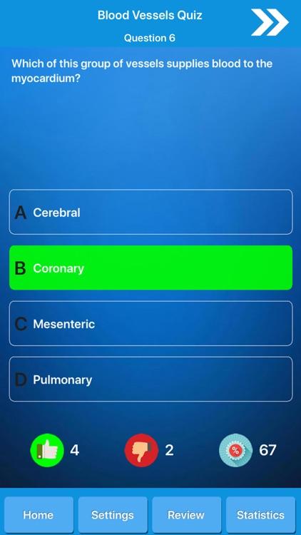 Circulatory System Anatomy screenshot-4