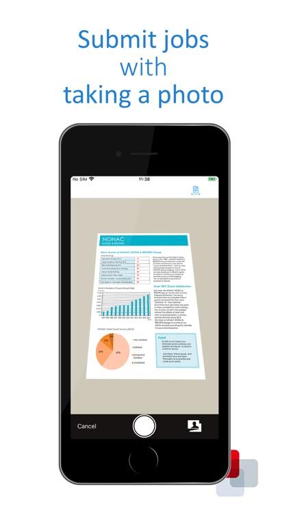 uniFLOW Online Print & Scan screenshot-6
