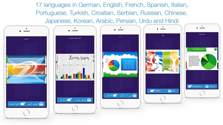 Design Templates PowerPoint® screenshot-6