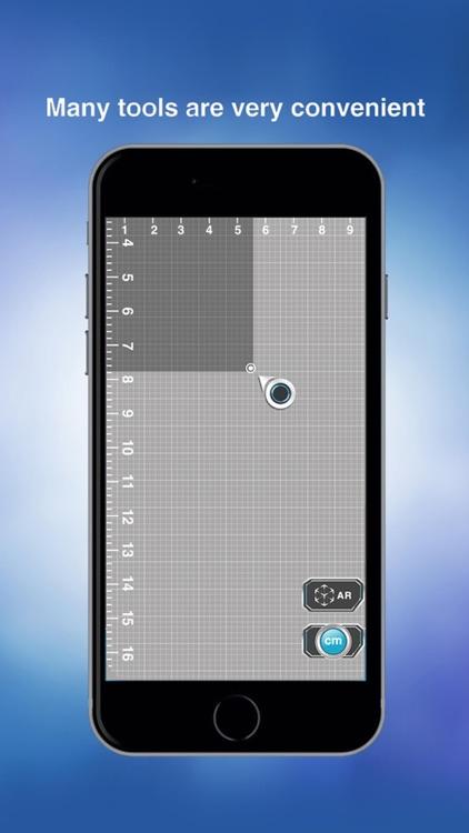 AR Ruler - Pocket Measure Kit screenshot-4