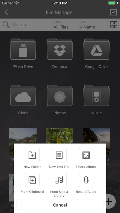 Pendrive iFlash Pro screenshot-4