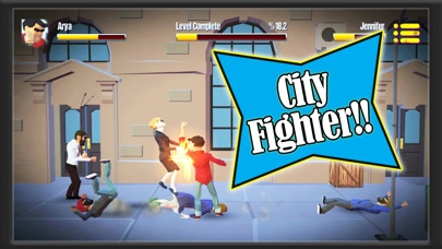 City Fighter vs Street Gang screenshot 6