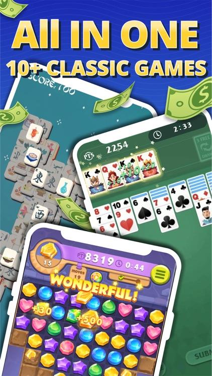 Cash Clash Games: Win Money screenshot-0