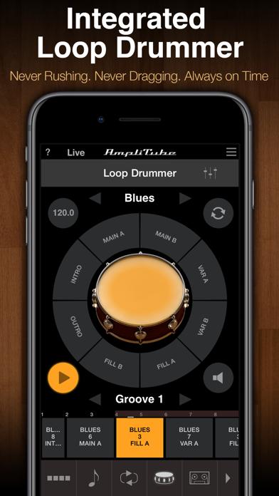 AmpliTube CS ScreenShot4