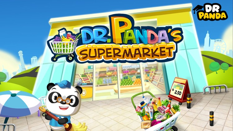 Dr. Panda Supermarket screenshot-5