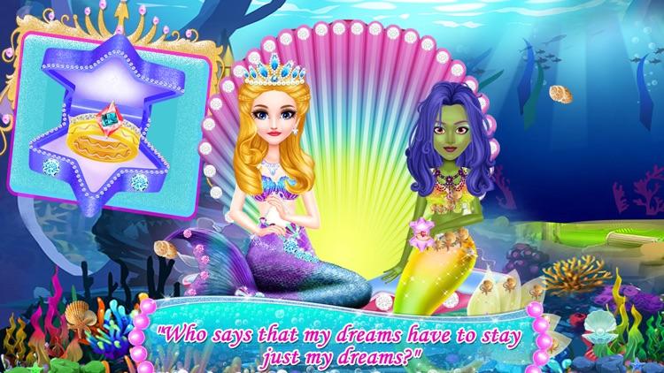 Mermaid Secret Love Story screenshot-4