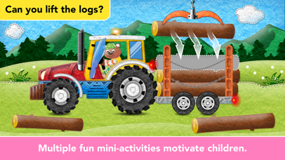 Toddler games for 2 year olds! screenshot 3