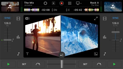 download djay Pro para iPhone apps 4