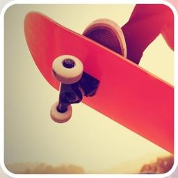Skate-Board Half-Pipe - Pocket