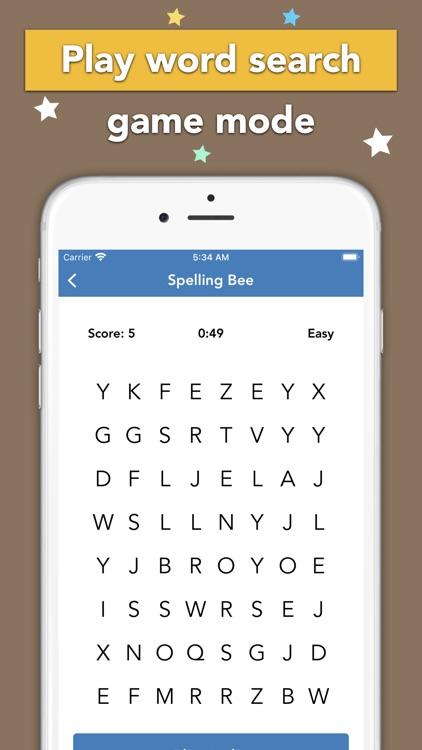 Spellbee: Spelling Bee Games screenshot-4