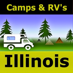Illinois – Camping & RV spots
