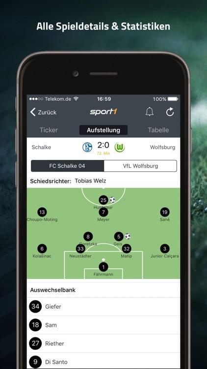 SPORT1 - Fussball WM 2018 screenshot-4
