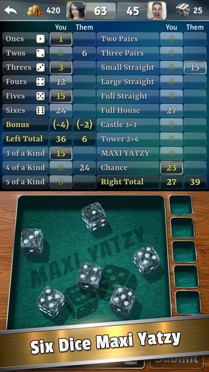 Yatzy Dice Master screenshot-6