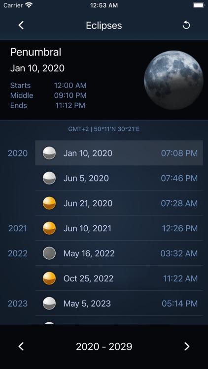 Deluxe Moon Pro • App & Widget screenshot-8
