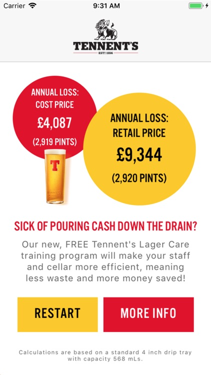 Tennent's TapMate