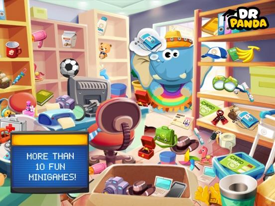 Dr. Panda Airport Screenshots
