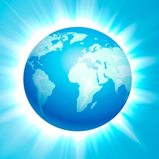 2D & 3D Earth Globe PRO