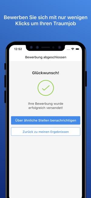 StepStone Jobs - Ihre Jobbörse im App Store
