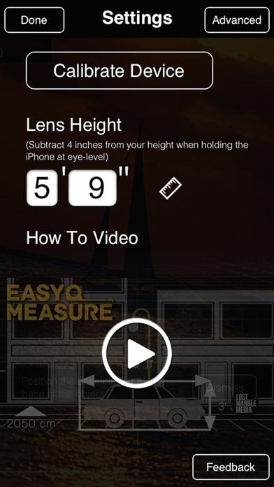 EasyMeasure Screenshots
